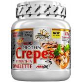 AMIX MR POPPERS PROTEIN CREPES 520GR
