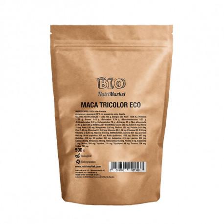 NUTRIMARKET MACA TRICOLOR ECO 500 G