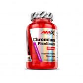 AMIX CHROMIUM PICOLINATE 200 MCG 100 CAPS