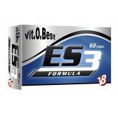 VIT.O.BEST ES3 FÓRMULA 60 CAPS