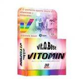 VIT.O.BEST VITOMIN 30 CAPS (VIT & MINERALES)