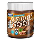 LIFE PRO PEANUT&COCOA PROTEIN CREAM 250G