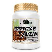 VIT.O.BEST TORTITAS DE AVENA 500G