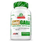 AMIX GREENDAY® PROVEGAN GOLD GABA 90 VCAPS