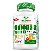 AMIX GREENDAY® OMEGA 3 FORTE+ 90 CAPS