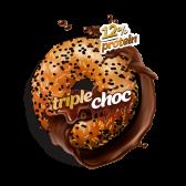 LIFE PRO FIT FOOD BAGEL TRIPLE CHOCOLATE