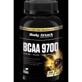 BODY ATTACK BCAA 120 CAPS.